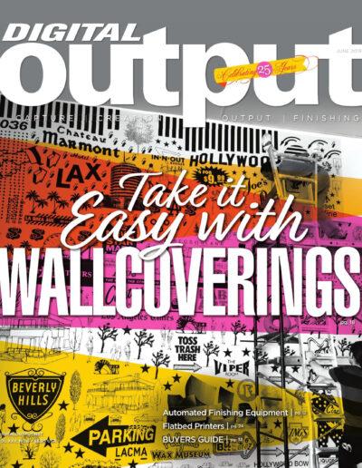 Digital Output cover